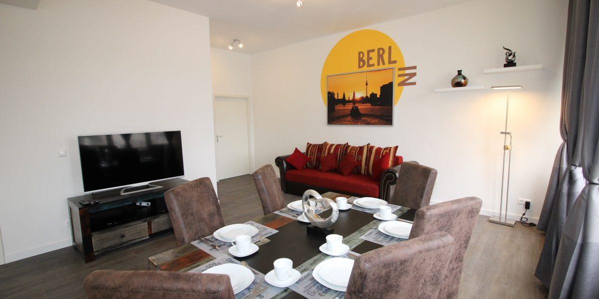 Iris 3 Ferienwohnung Apartment Berlin 1 1 7 1200x600 - Iris 3 // Ferienwohnung - Apartment - Berlin