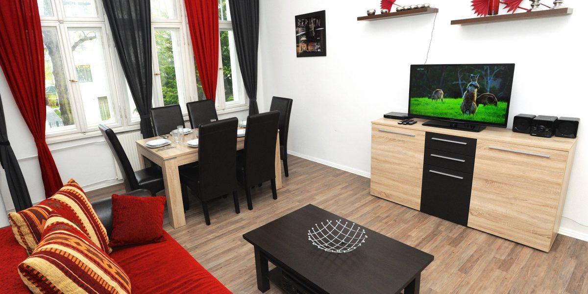 Nelke neu Ferienwohnung Apartment Berlin 1 8 1200x600 - Nelke // Ferienwohnung - Apartment - Berlin
